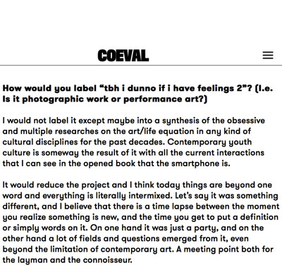 (link: http://www.coeval-magazine.com/coeval/ben-elliot text: read more popup: yes) - © Ben Elliot