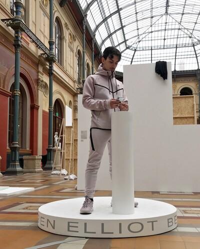 Camera Roll, 2018. Exhibition view @ Jeune Creation, Paris, France. - © Ben Elliot